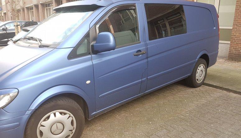 Kleine Verhuizing Binnen Utrecht E 30,-